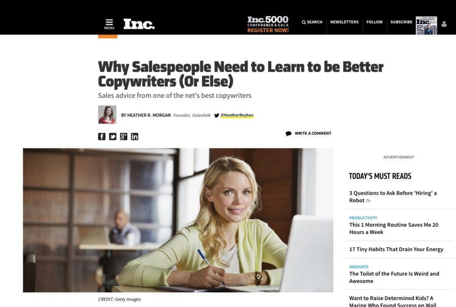 Skärmdump www.inc.com/