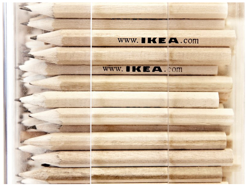 Transforming Inter IKEA into the new world with new English texts