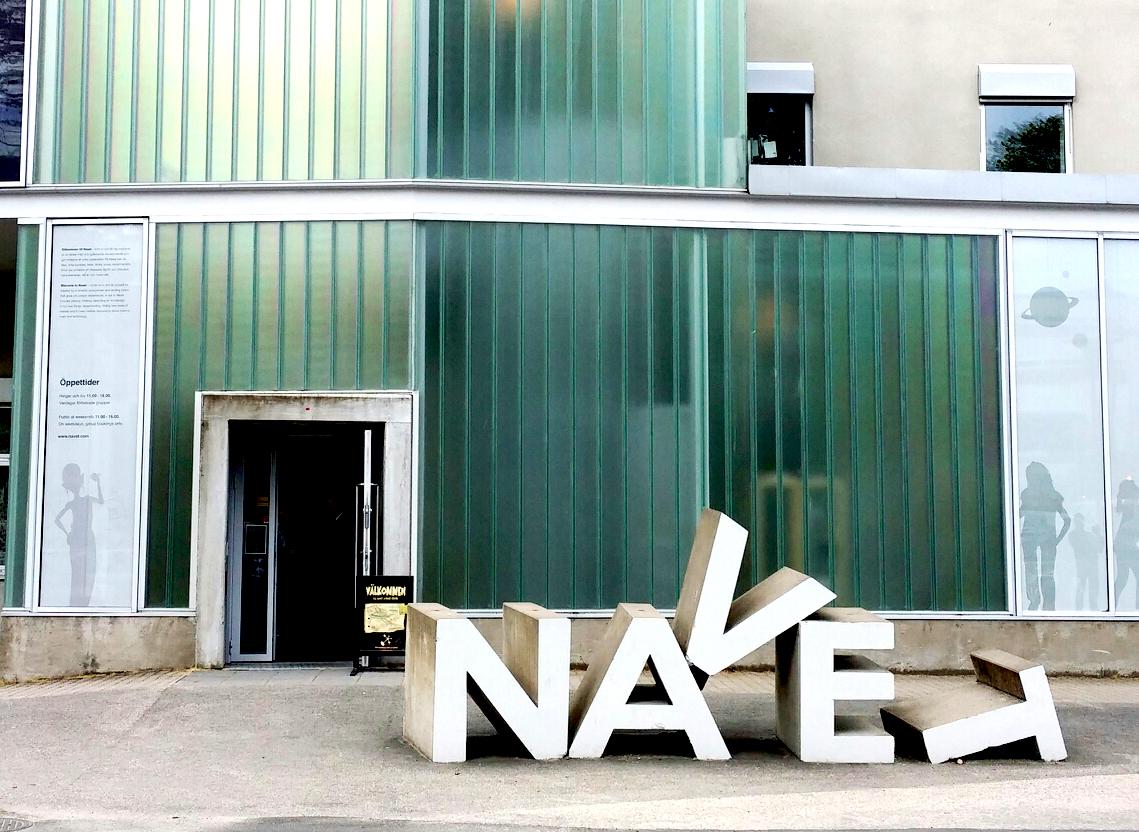 Texter, engelska Navet Science center
